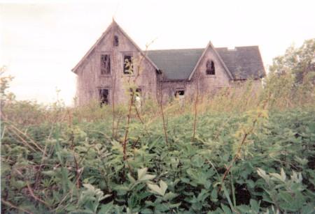 OLeary House PEI