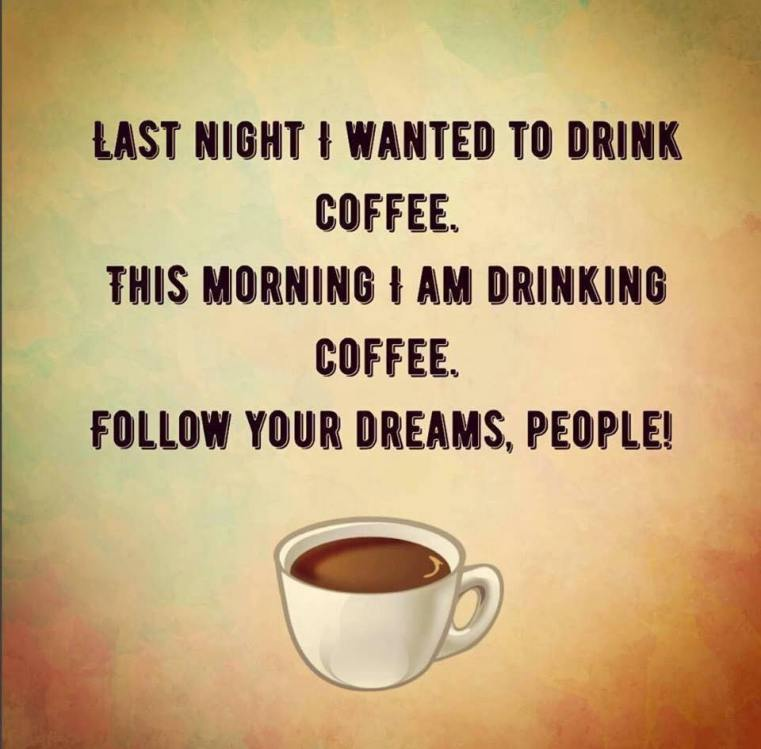 Coffee Dreams