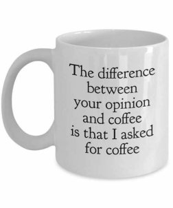 Opinion Coffee