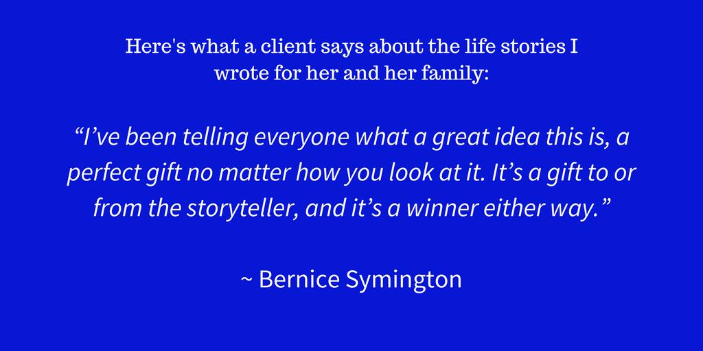 Bernice's endorsement