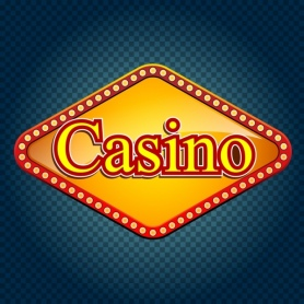 casino_sign_template_yellow_neon_decoration_flat_design_6829023