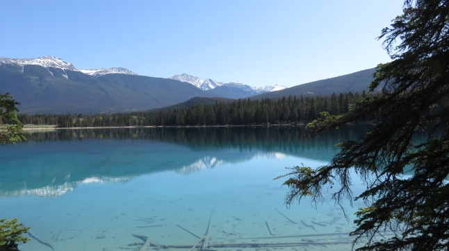 Lake Annette, Jasper National Park
