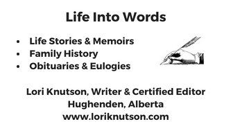 Life into Words