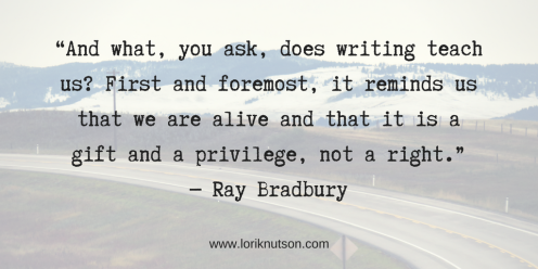 Ray Bradbury Quote