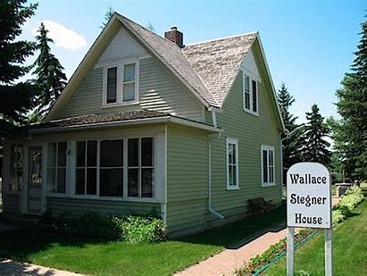 Wallace Stegner House