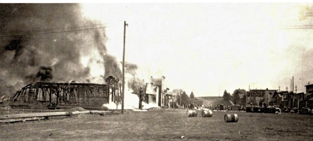 Burning 1932