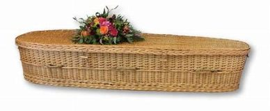 Willow Casket by Passages International