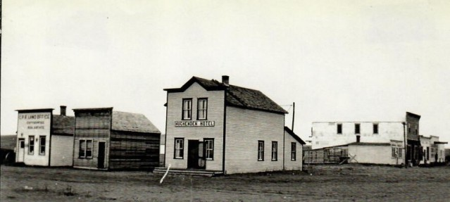 Westside Main Street 1912
